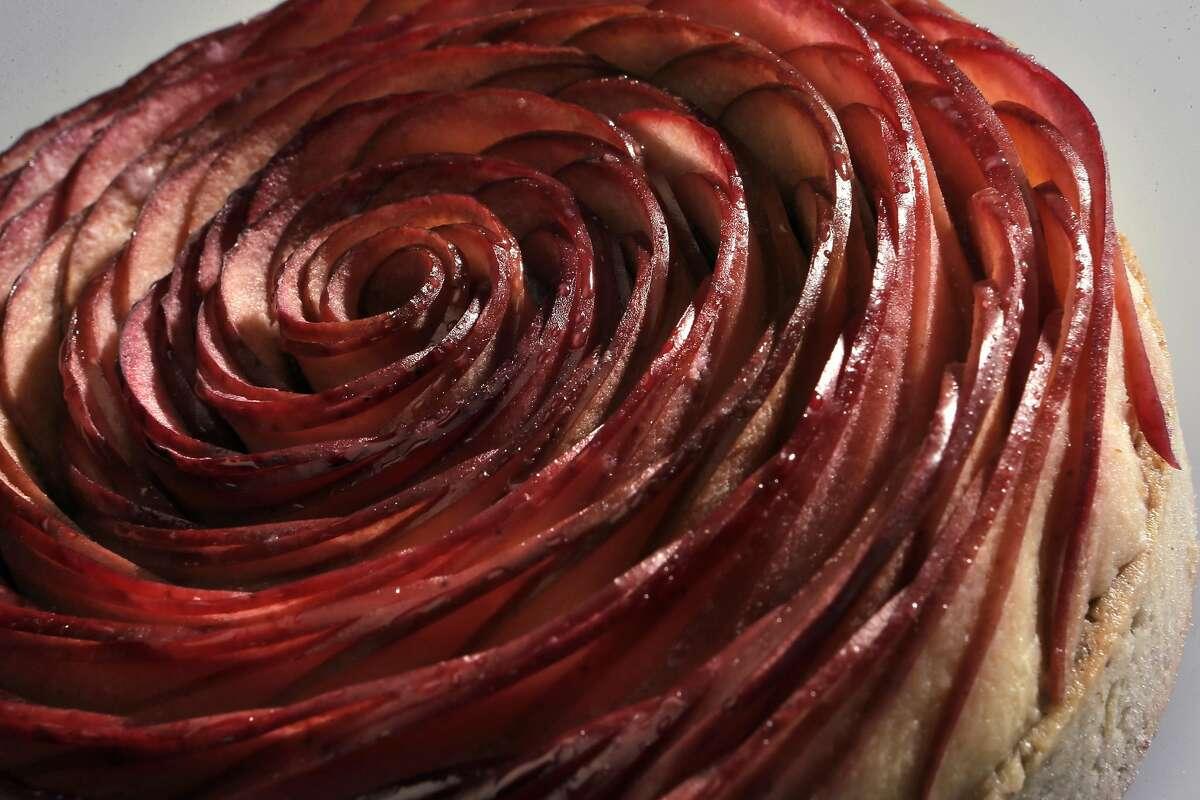 Monique and Paul Feybesse created a sensation on Instagram (@monicafeybesse) with photos of their handmade apple tart.