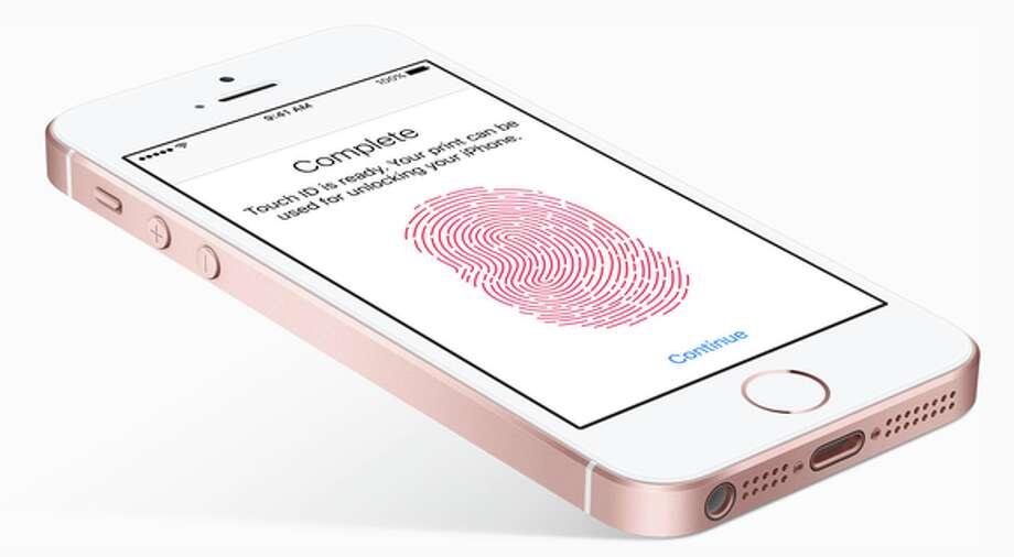 iPhone SE Photo: Apple