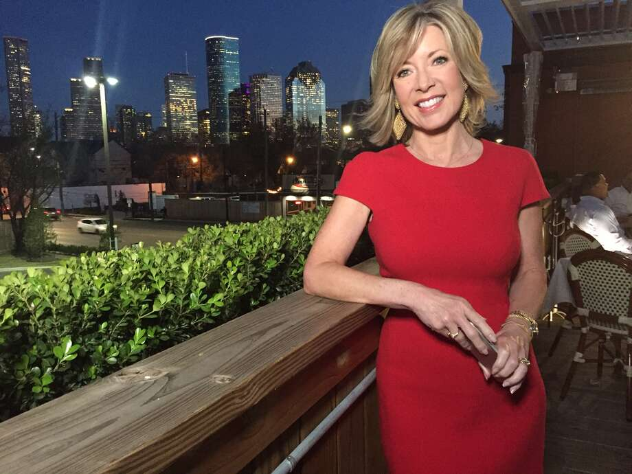 Tanji Patton, seen here with a Houston skyline backdrop, is happy   that Houston's NBC affiliate has joined her list of clients. Photo: Courtesy Tanji Patton