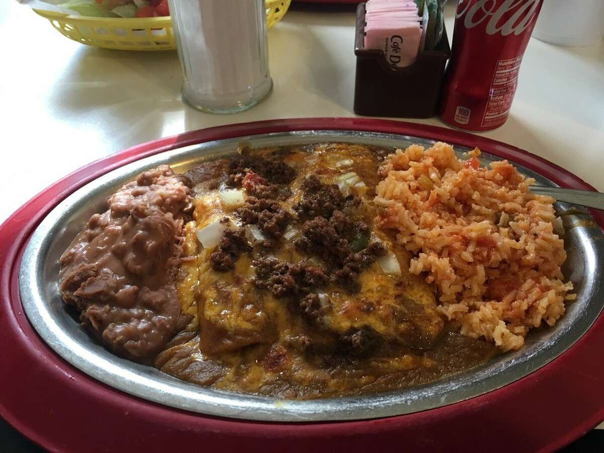 Recreation Center Cafe, Encinal 604 N Main St, 78019Review: Very good local Mexican food. Friendly staff. Best hamburger around the area. Especially the enchiladas. - Butch M., Stuart, FL via Yelp