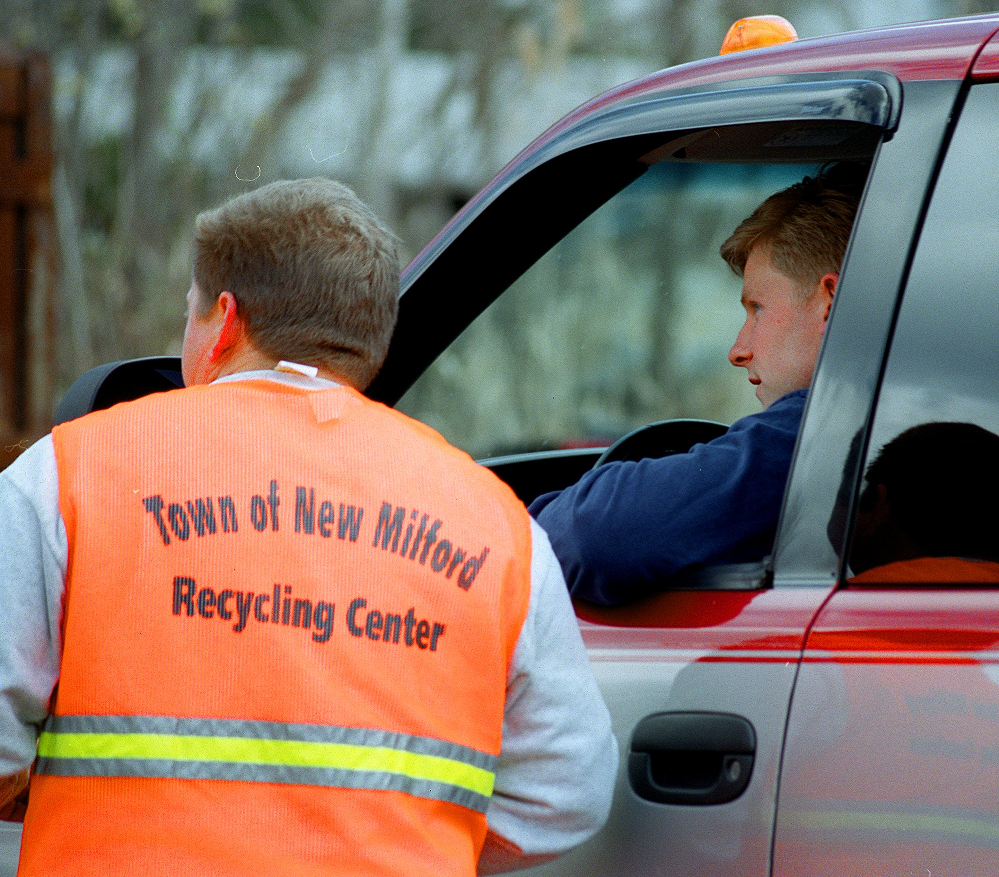 New milford recycling center not taking motor oil newstimes for Motor oil recycling center