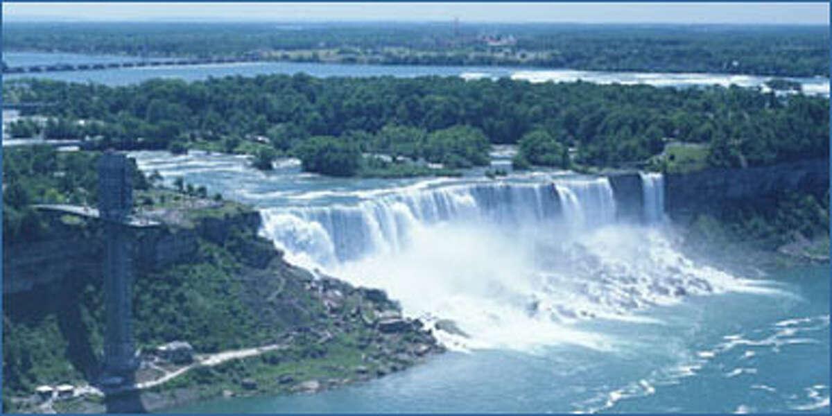 5: Niagara Falls, NY