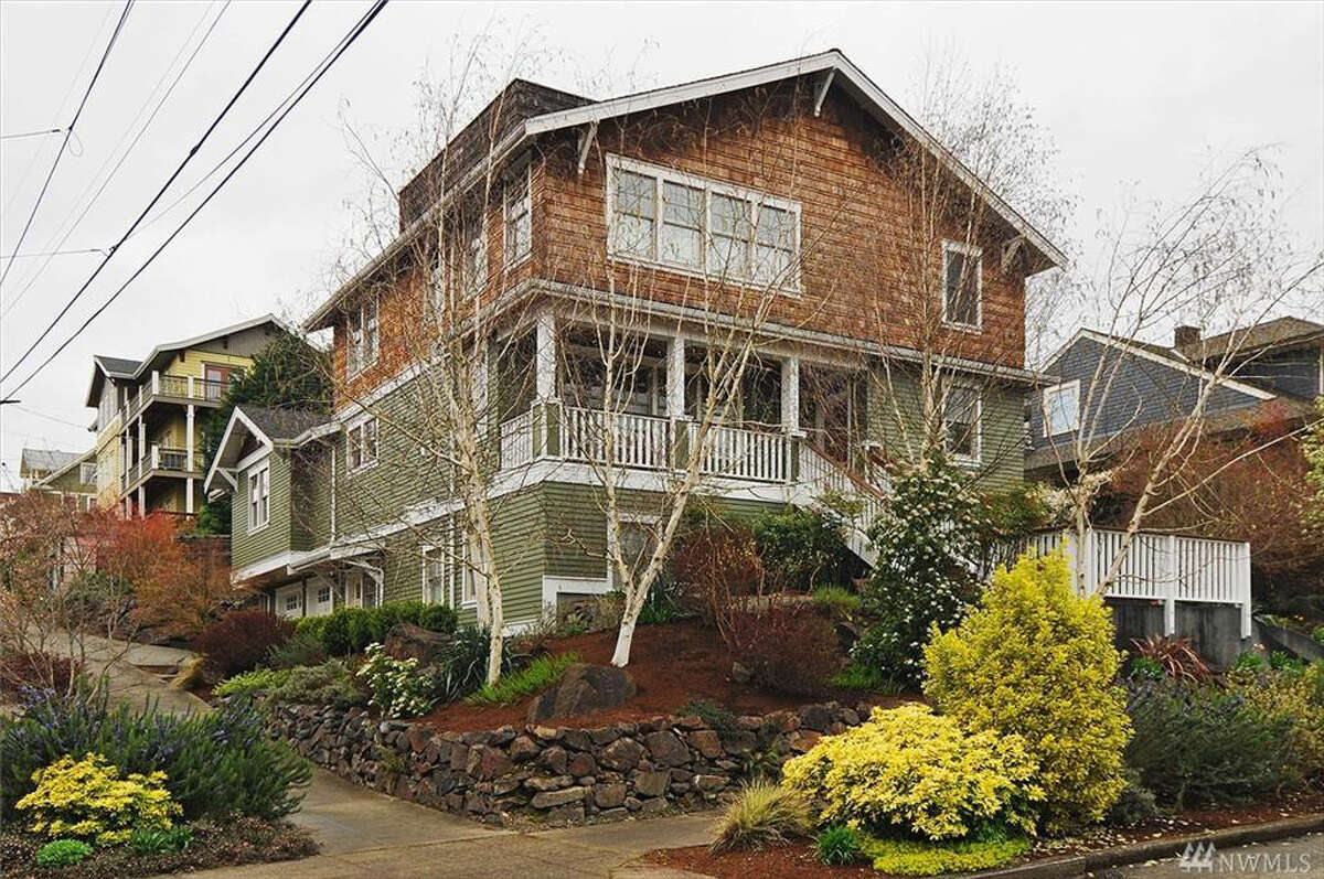 Wallingford is one popular neighborhood. It's close to downtown and closer still to the University of Washington, Lake Union and Green Lake. This home at 3701 Bagley Ave. N. is near Lake Union. The full listing is here.