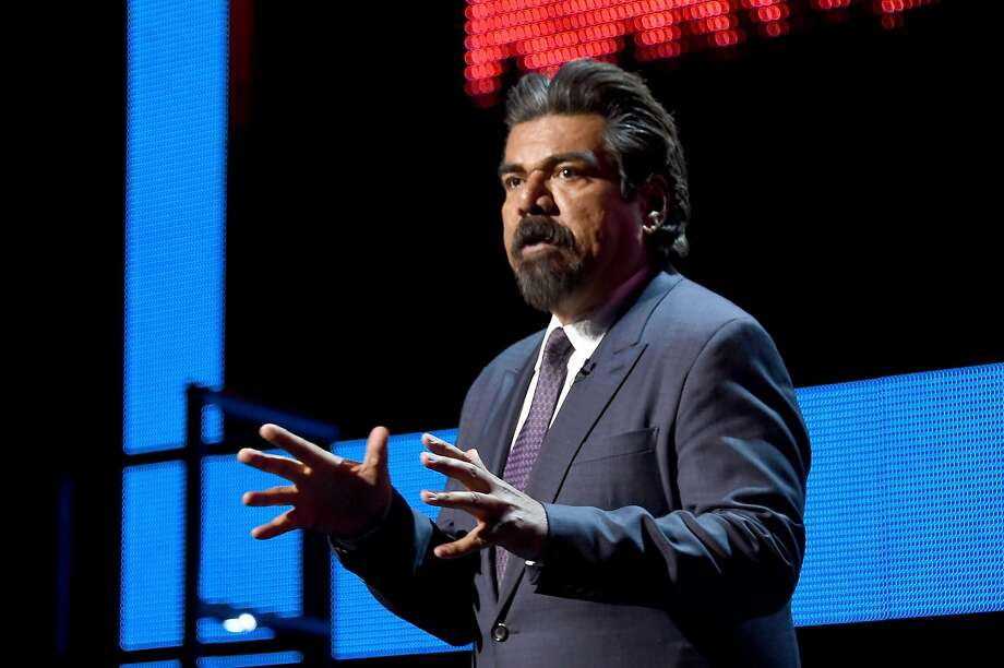 George Lopez is a founding member of the Comedy Get Down. Photo: Michael Loccisano, Getty Images For Vicaom