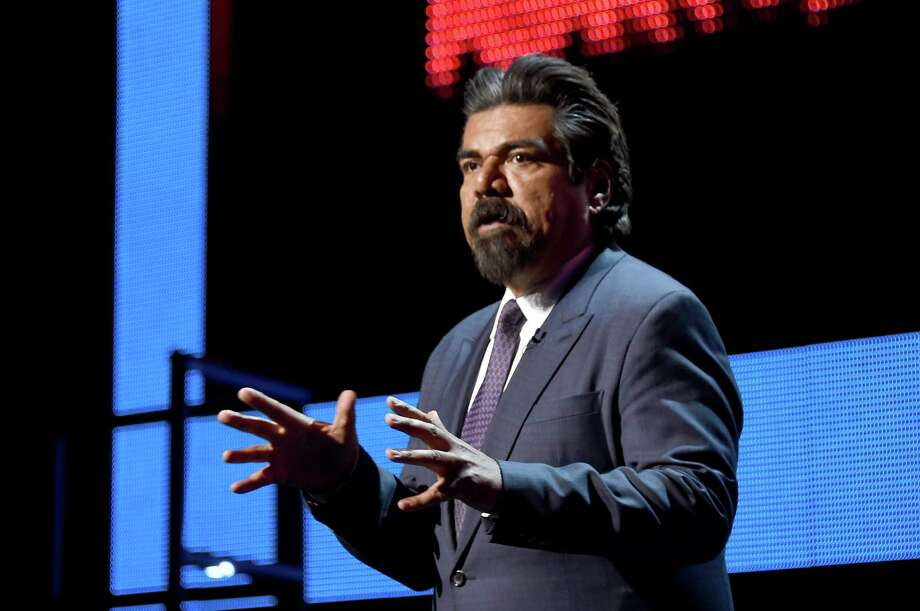 Comedian George Lopez promotes his new TV Land show 'Lopez' at the 2016 Viacom Kids and Family Group Upfront on March 3, 2016 in New York City. Photo: Michael Loccisano /Getty Images For Vicaom / 2016 Getty Images