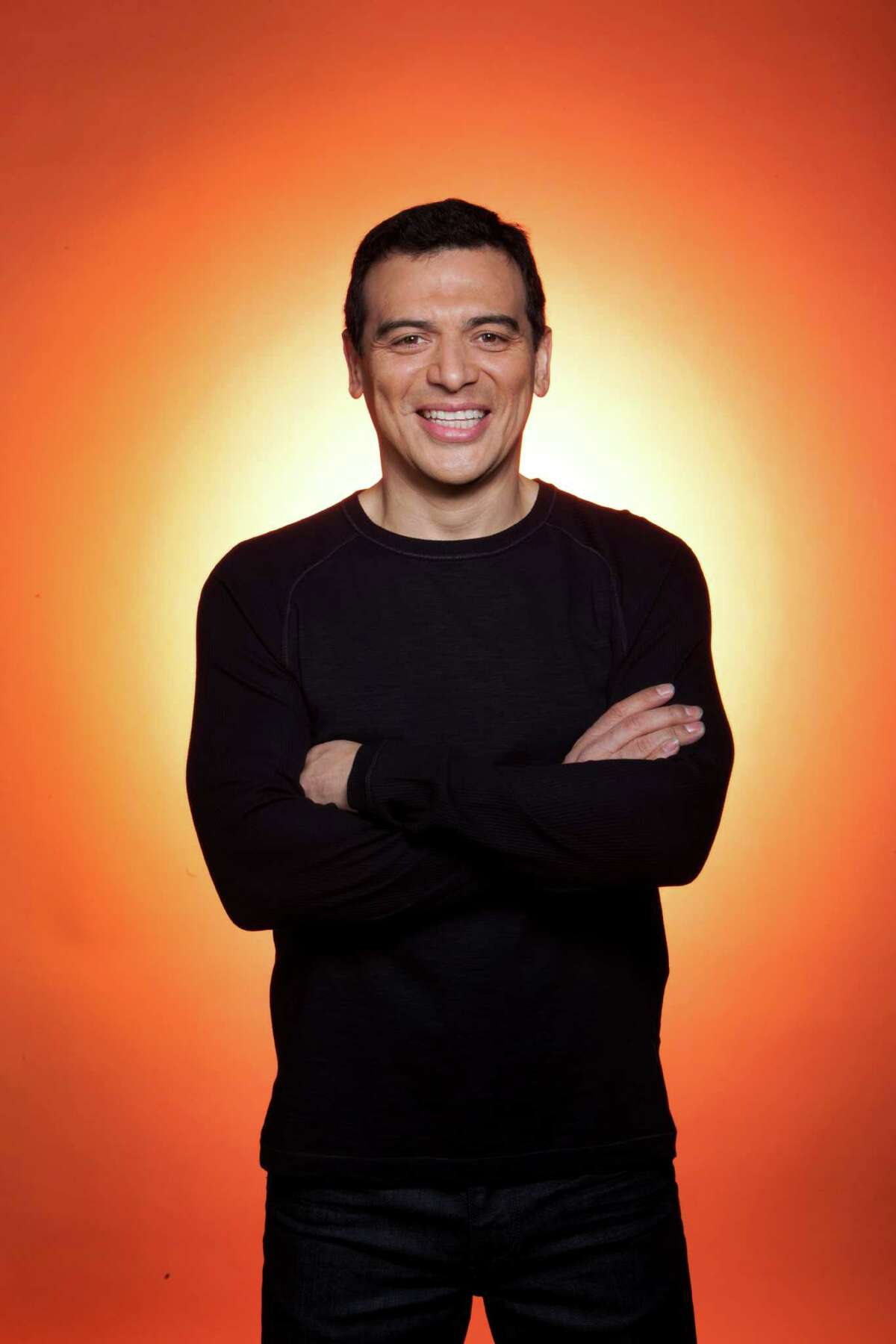 """Latino comedy's greatest bad-boy comic, Carlos Mencia returns to town on his """"Laughin' and Livin'"""" tour. He has vastly expanded his outlook and impressive chops since the days of Comic Relief and the Latino Laugh Festival. He was decades ahead of the curve when it comes to the intersection of comedy and politics and immigration issues. He brings the funny with unpredictable charm, a razor wit, voices and a willingness to open about feuds and loves. He also has a podcast, """"The Journey,"""" which, not surprisingly is billed as raw and unfiltered. 7:30 and 10:15 p.m. today; 7, 9:15 and 11:30 p.m. Saturday; 7 p.m. Sunday, Laugh Out Loud Comedy Club, 618 NW Loop 410. $25 (VIP packages sold out), 210-541-8805, lolsanantonio.com -- Hector Saldaña"""