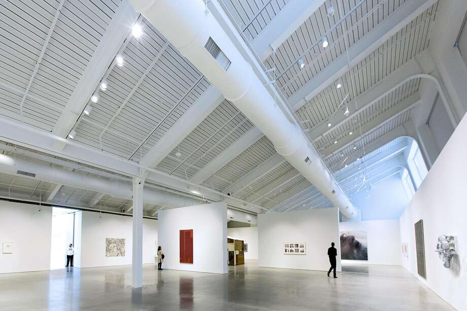 The new Berkeley Art Museum and Pacific Film Archive. Photo: Photo Courtesy BAMPFA