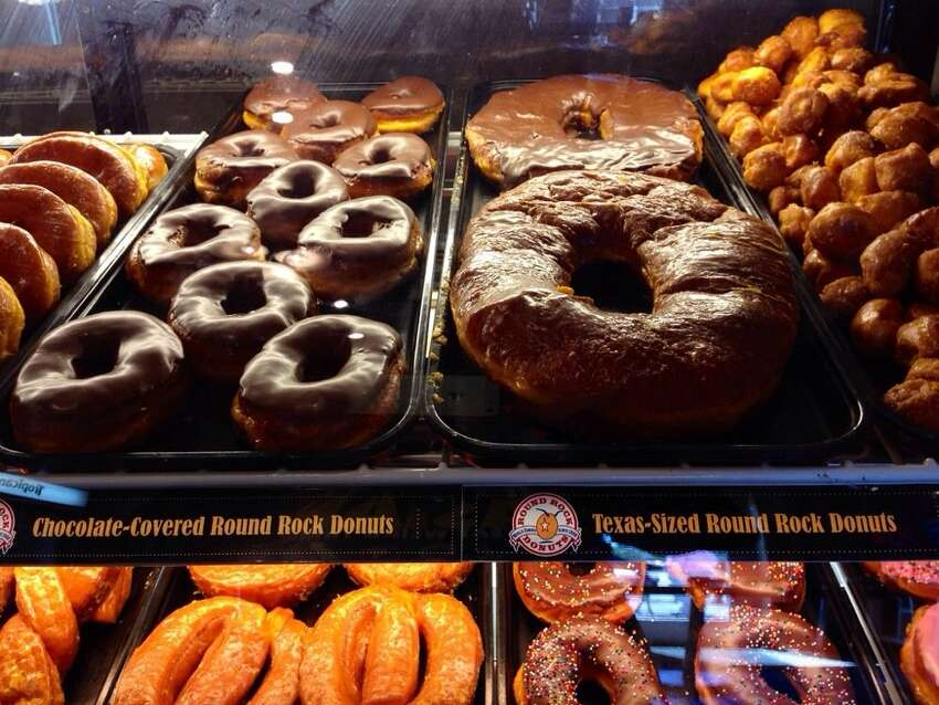 9. Round Rock Donuts 106 W. Liberty, Round Rock Source:Wide Open Country