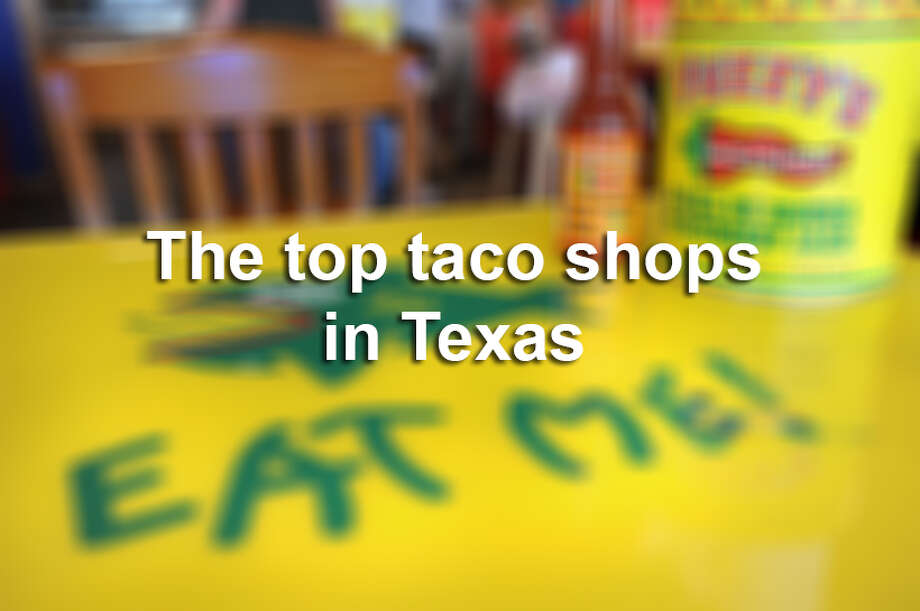 Texas' best taco shopsSocial app FourSquare looked at customer reviews for taco joints throughout the country. From food trucks to Mexican restaurants, these are the best options in the state (which also would make them the best choices in America).Source: Foursquare Photo: Guiseppe Barranco, The Beaumont Enterprise