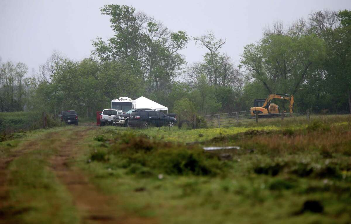 Denton police have two investigators at the dig site in Brazoria County, but no developments yet in the Kelli Cox case, said spokesman Shane Kizer. He added that investigators have talked to William Reece and he has been cooperating.