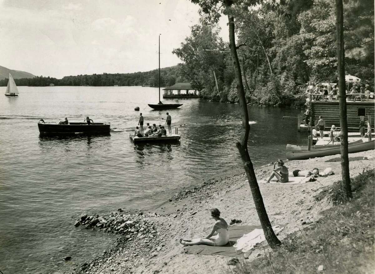 Click through the slideshow for photos from Lake George through the years. (Times Union archive)