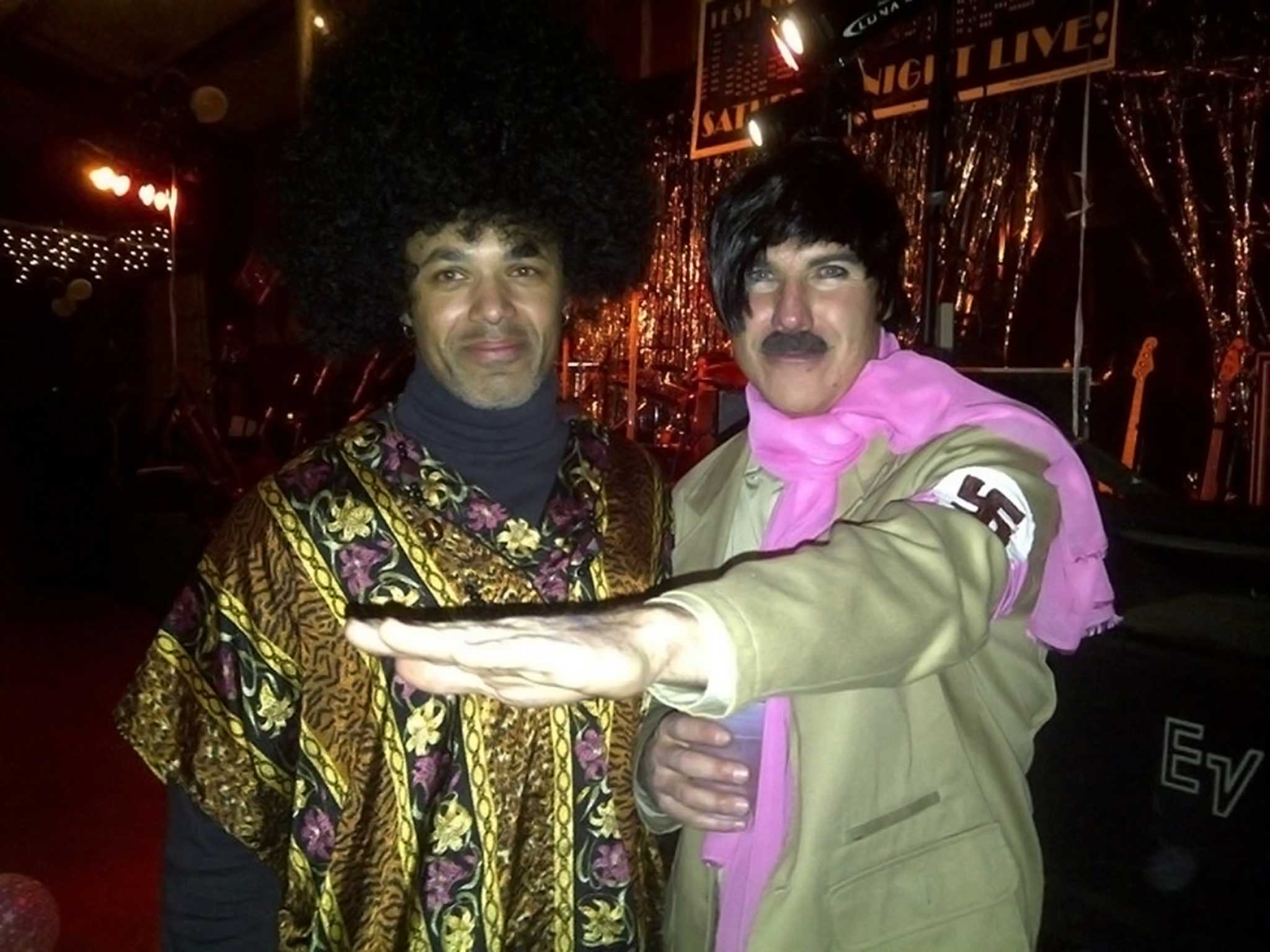 GOP Texas House candidate dressed as Gay Hitler San Antonio