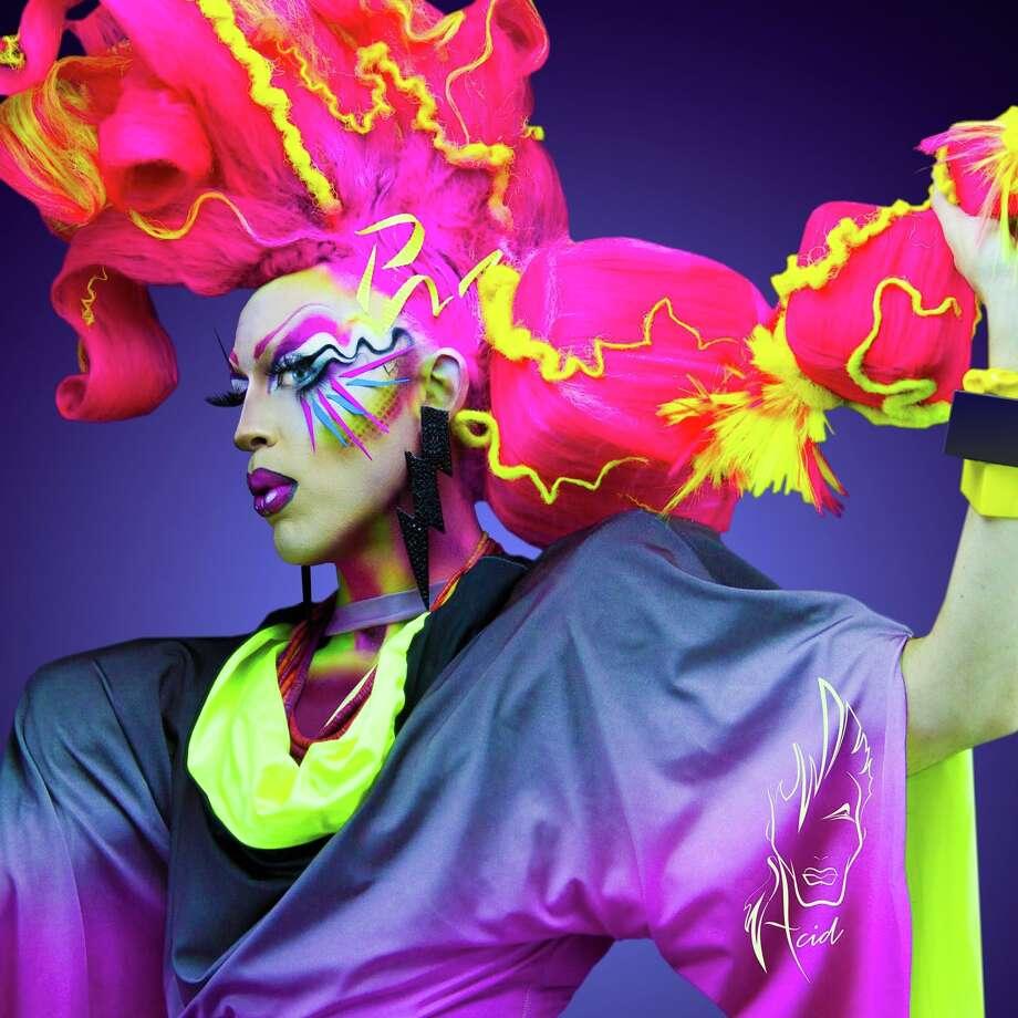 RuPaul's Drag Race Season 8 Acid Betty New York, NY Photo: ByJamin.comhausofacid.com / jamin ruhren