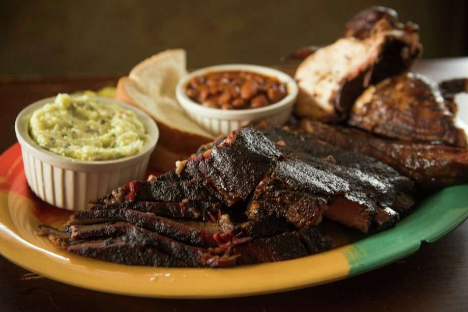 Ray's BBQ Shack is one of the locally owned businesses participating in the inaugural Black Restaurants Week. Photo: Brett Coomer, Staff / © 2014 Houston Chronicle