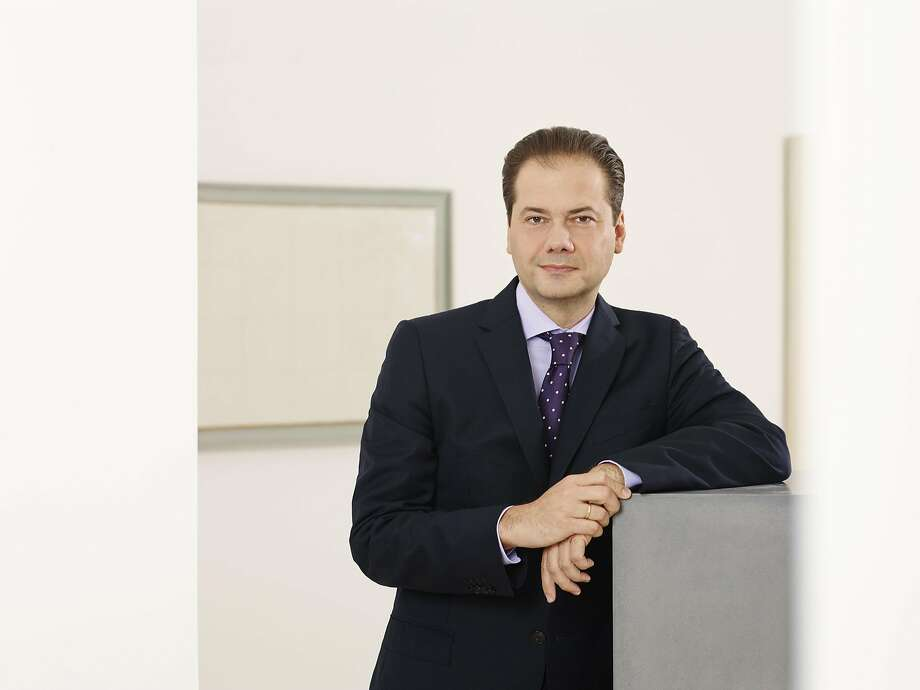 Max Hollein begins his new job as director of the Fine Art Museums of San Francisco June 1. Photo: Gaby Gerster