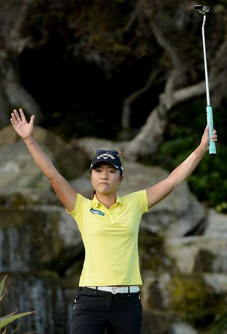 At only 18, Lydia Ko is taken women's golf by storm, yet she is not well-known in America. Photo: Donald Miralle, Getty Images