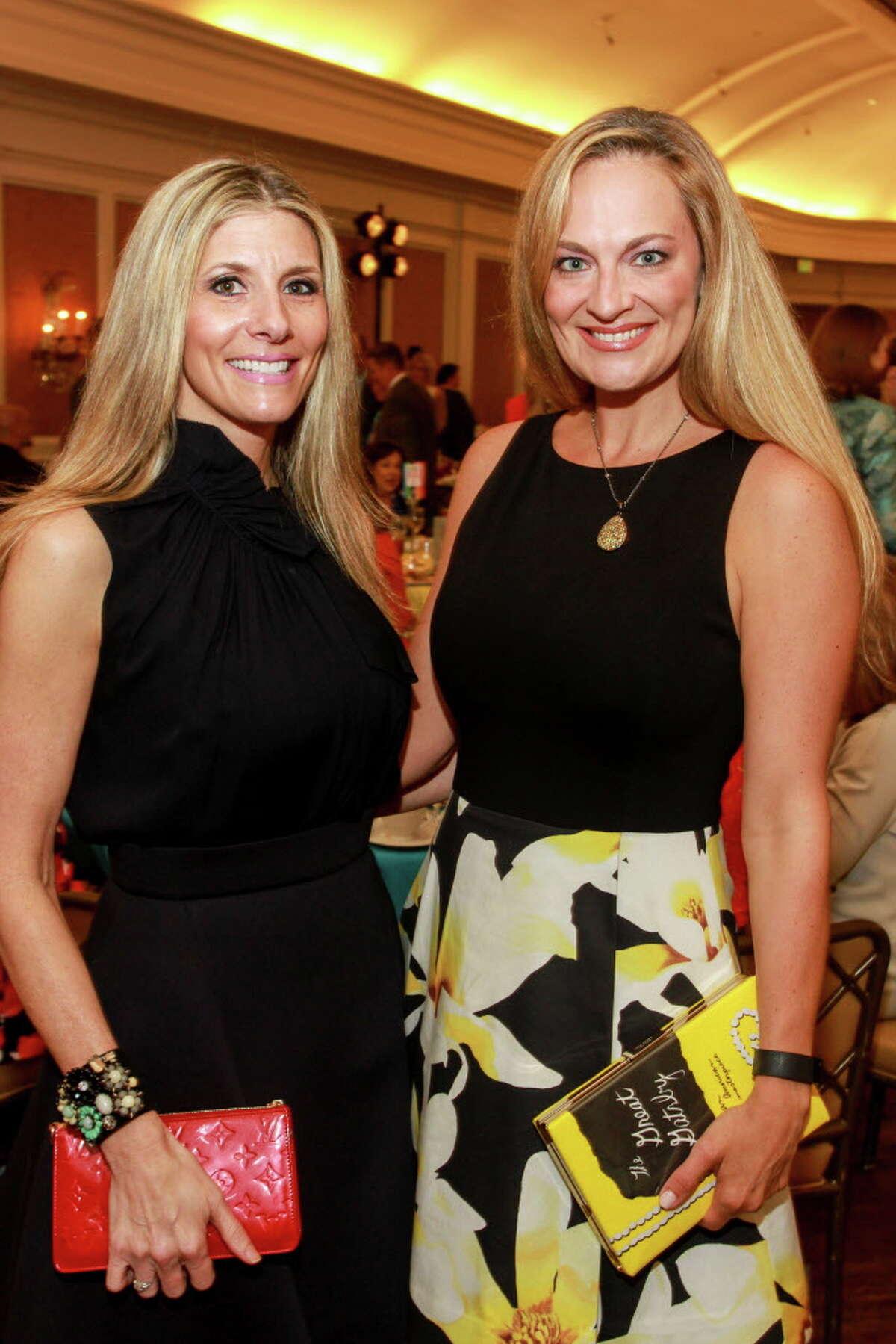 Gina Bhatia and Rachel Regan