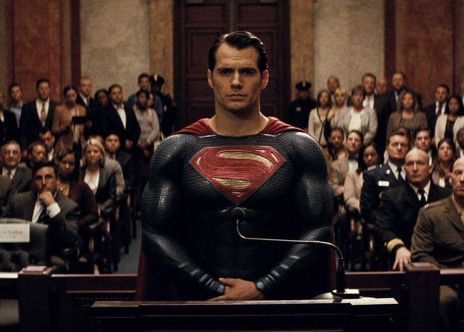 """Superman, you are accused of killing the critics Not guilty! """"Batman v Superman: Dawn of Justice"""" is hardly the first blockbuster to earn megabucks despite critical scorn. Photo courtesy of Warner Bros. Pictures. Photo: Warner Bros. Pictures"""