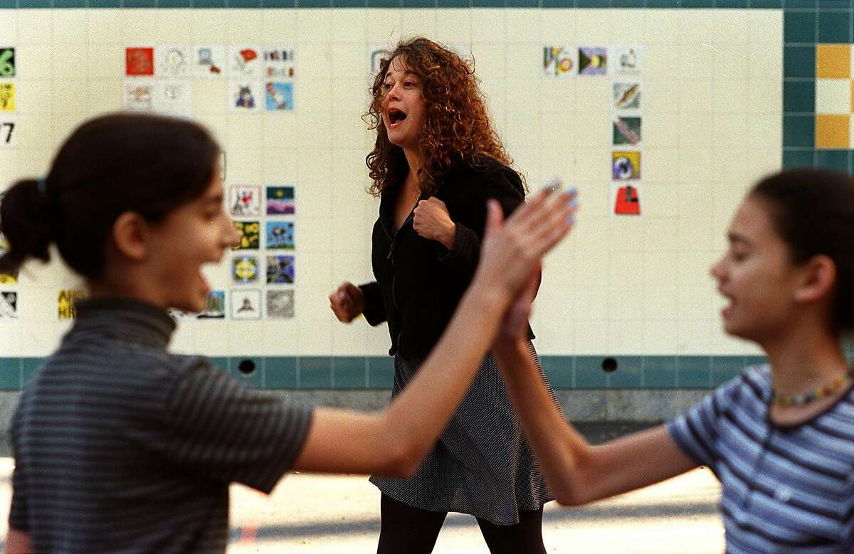 No. 63. Head-Royce School, Oakland. Composite SAT/ACT Score: SAT: 2100 ACT: 32 (52 respondents) Top Colleges Score: A+ Four-Year Matriculation Rate: 100 percent Student-Teacher Ratio: 8 to 1 (Above: Stevie Kaplan leads her student through Adverb Line Dance at Head Royce School.)