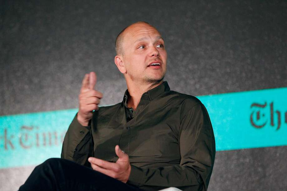 Tony Fadell Photo: Kimberly White, Getty Images For New York Times
