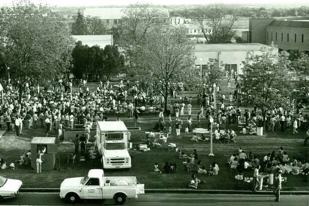 Fiesta Oyster Bake is seen in this undated photo.