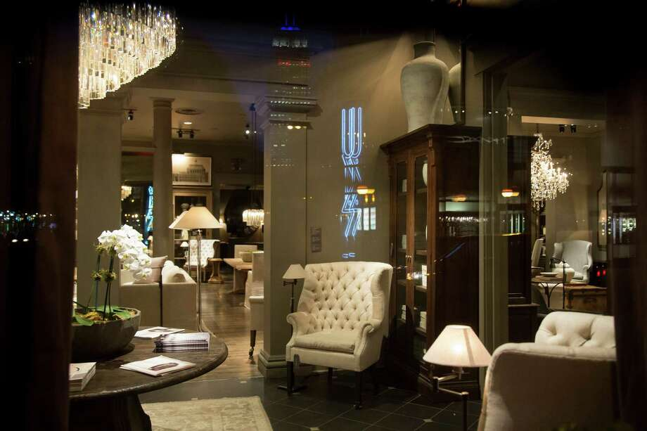 This week, Restoration Hardware reported a disappointing fourth quarter, marred by severe supply chain disruptions. Photo: Michael Nagle / Bloomberg / © 2015 Bloomberg Finance LP