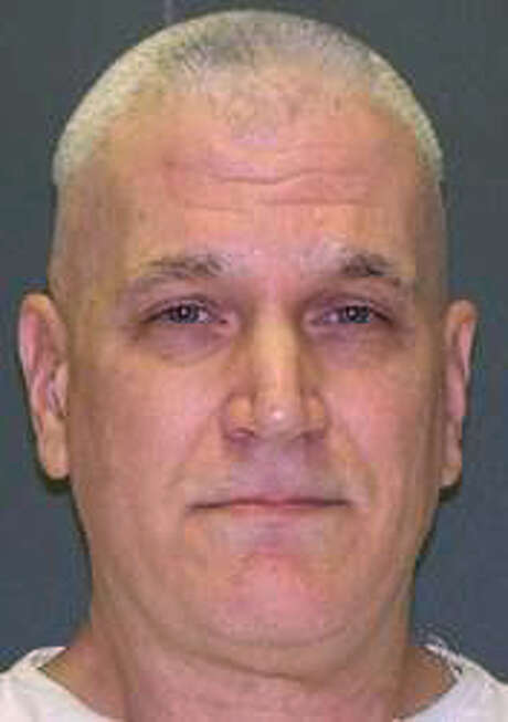 This undated handout photo provided by the Texas Department of Criminal Justice shows John David Battaglia. Enraged over his ex-wife going to police about his repeated harassment and likely arrest, Battaglia used a May 2001 visit with their two young daughters to avenge his anger. As their mother helplessly listened on the phone to one of the girls' cries, he fatally shot them both at his Dallas apartment. On Wednesday, March 30, 2016, Battaglia is set for lethal injection for the slayings. (Texas Department of Criminal Justice via AP) Photo: HOGP / Texas Department of Criminal Justice
