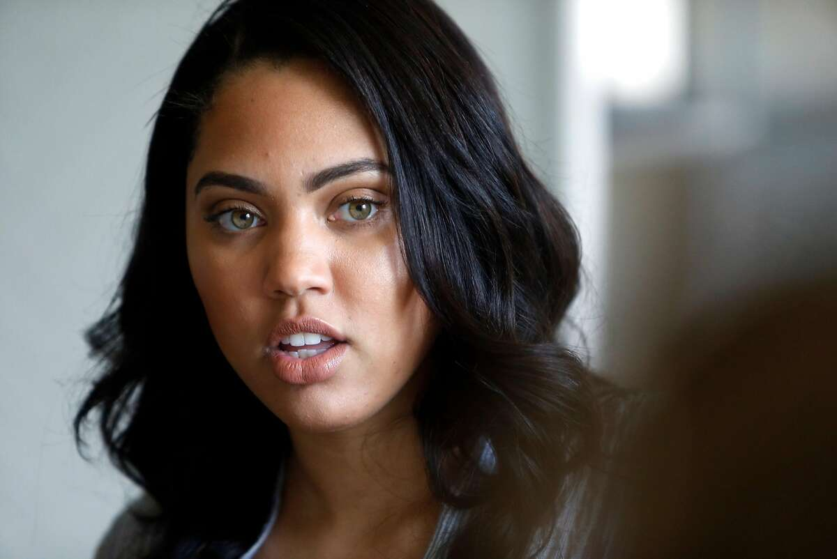 Ayesha Curry on Wednesday, March 30, 2016.