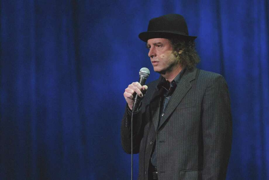 Steven Wright brings his brand of deadpan observational humor and creative one-liners to the Tobin Center Friday. Photo: Courtesy Photo