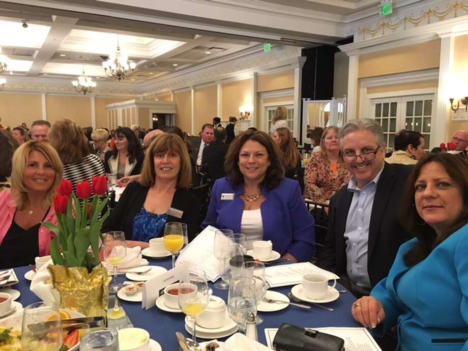 Were you seen at the Capital Region Women's Council of Realtors 16th Annual Breakfast of Champions held at the Glen Sanders Mansion in Scotia on Wednesday, March 30, 2016? Photo: Susan Lynch Smith
