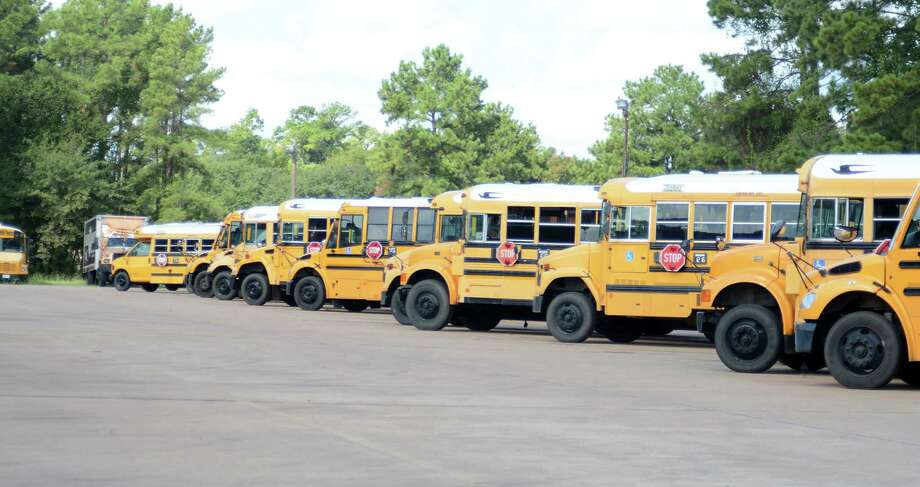 Cisd Gets Ready To Roll With New Buses Next Year Houston
