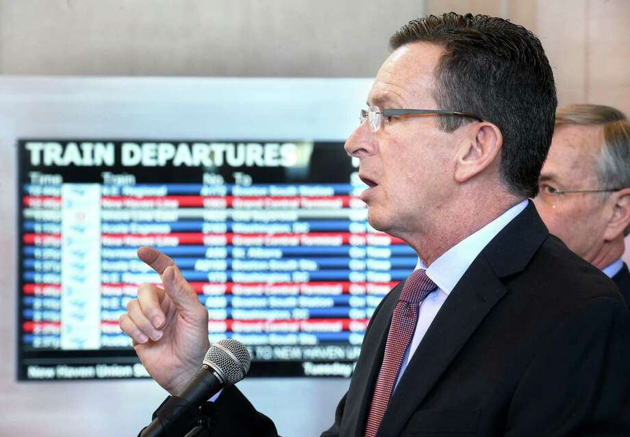 Gov. Dannel P. Malloy announced Thursday a ban on state employee travel to North Carolina, citing that southern state's recent attempt to overturn rights to public accommodations for gays, lesbians, bisexuals and transsexuals. Click through the slideshow to see who has non-discrimination laws on the books already and what other states are speaking out against North Carolina. Photo: Arnold Gold / Associated Press / New Haven Register