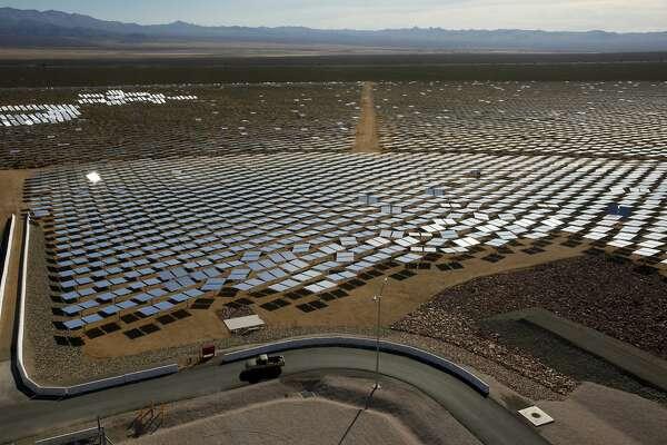 Mojave Desert at stake in far-reaching federal energy plan