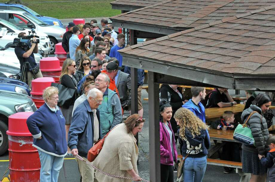 Click through the slideshow to see photos from Jumpin' Jacks opening day and other outdoor stands that opened up in the Capital Region. Photo: Michael P. Farrell / 10035462A