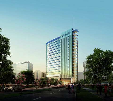 Houston Methodist releases renderings of planned North Tower