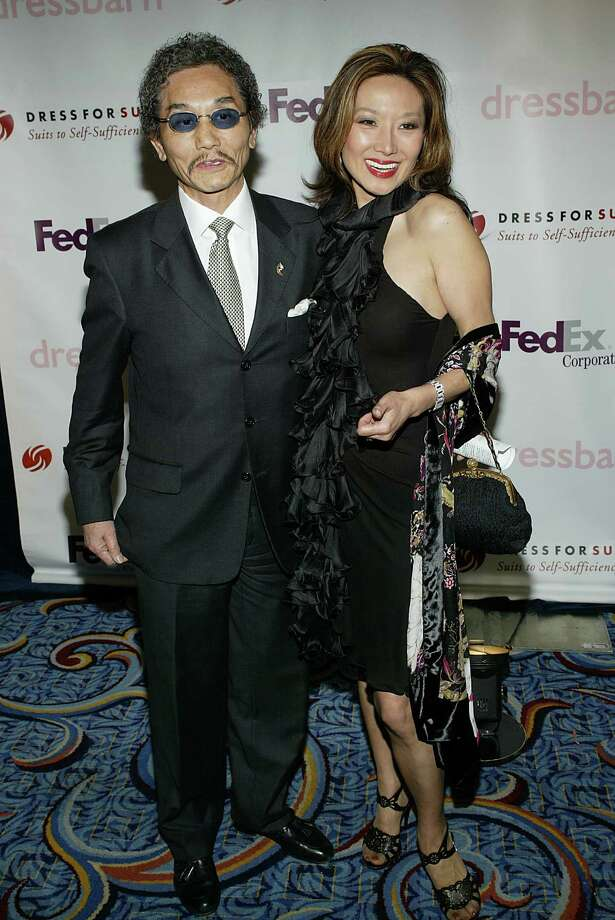 "Rocky H. Aoki founder of Benihana and Keiko during ""Dress for Success"" Honors Star Jones - April 3, 2006 at Marriott Marquis Hotel in New York City, New York, United States. (Photo by Bennett Raglin/WireImage) Photo: Bennett Raglin / WireImage"