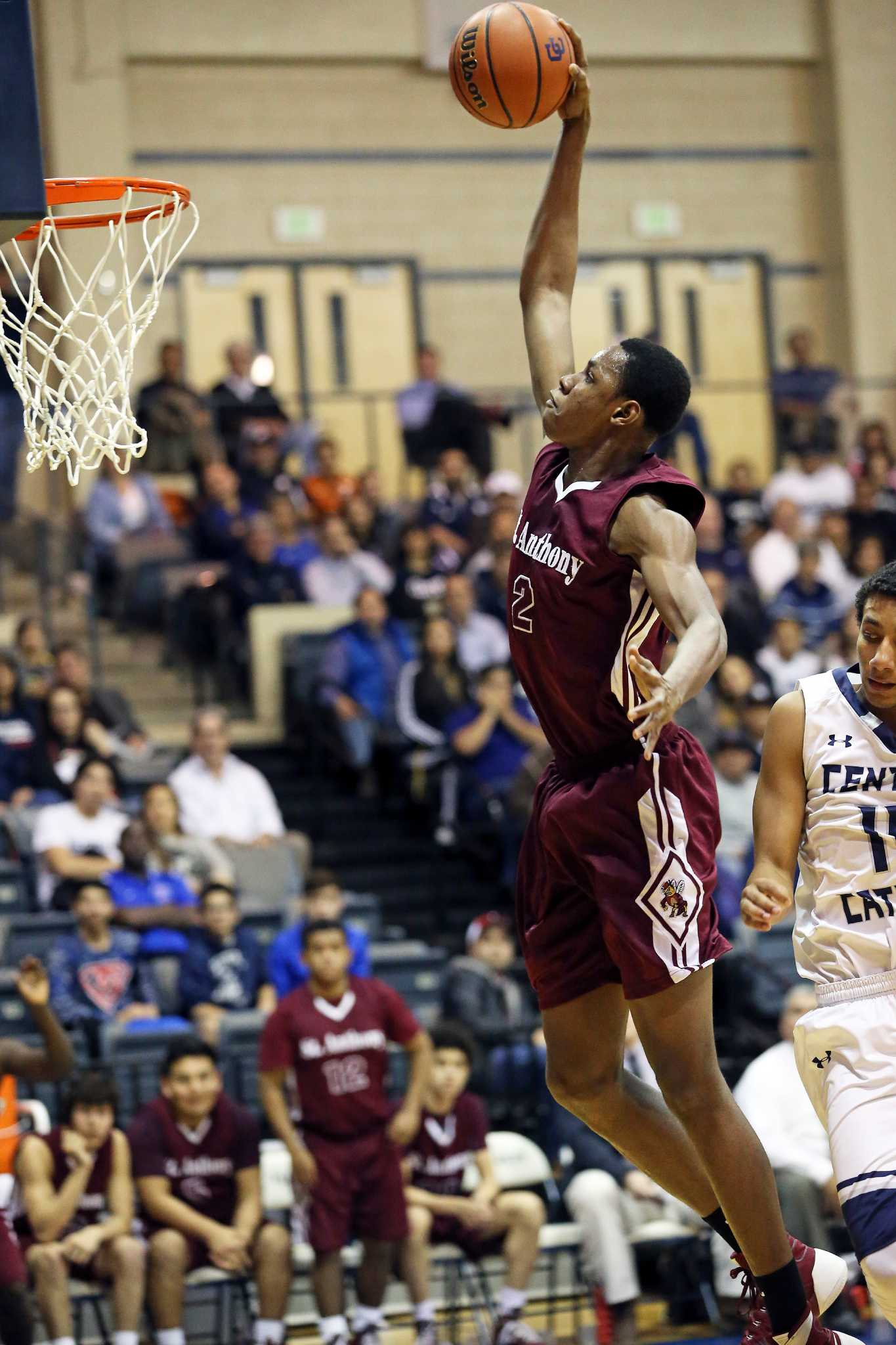 Banned St Anthony Star Charles Bassey Plays Game Gets