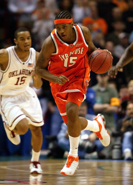 Carmelo Anthony Syracuse Championship