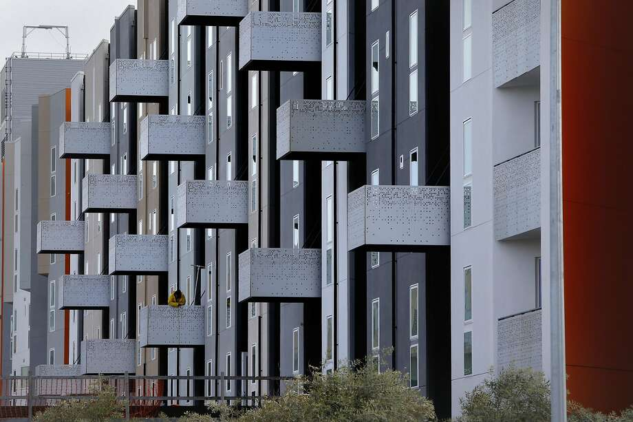 The Potrero 1010 Complex Which Includes 453 Apartment Units Along 16th  Street Near Mission, Is