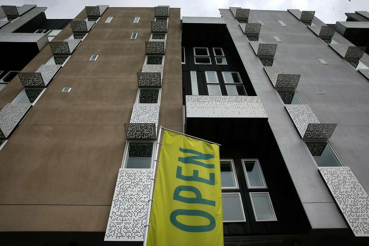 The Potrero 1010 complex which includes 453 apartment units along 16th street near Mission, is now leasing in San Francisco, California, on Thurs. March 31, 2016