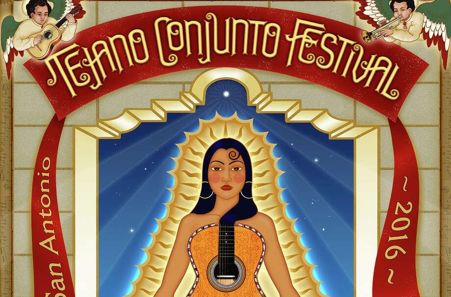 The Guadalupe Cultural Arts Center's 35th Tejano Conjunto Festival en San Antonio begins May 13. Photo: Courtesy Guadalupe Cultural Arts Center