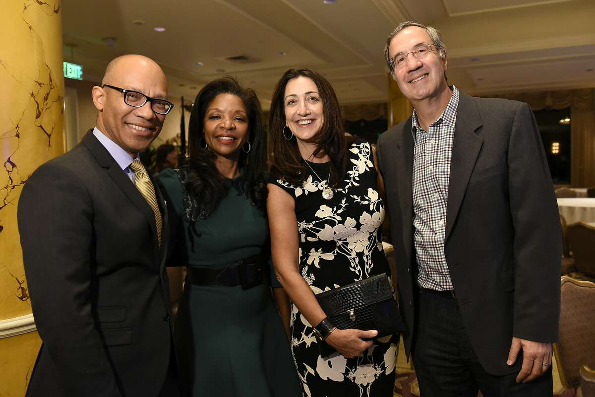 Vision SF awards Ceremony at the Fairmont Hotel in San Francisco, CA Monday, March 29, 2015.