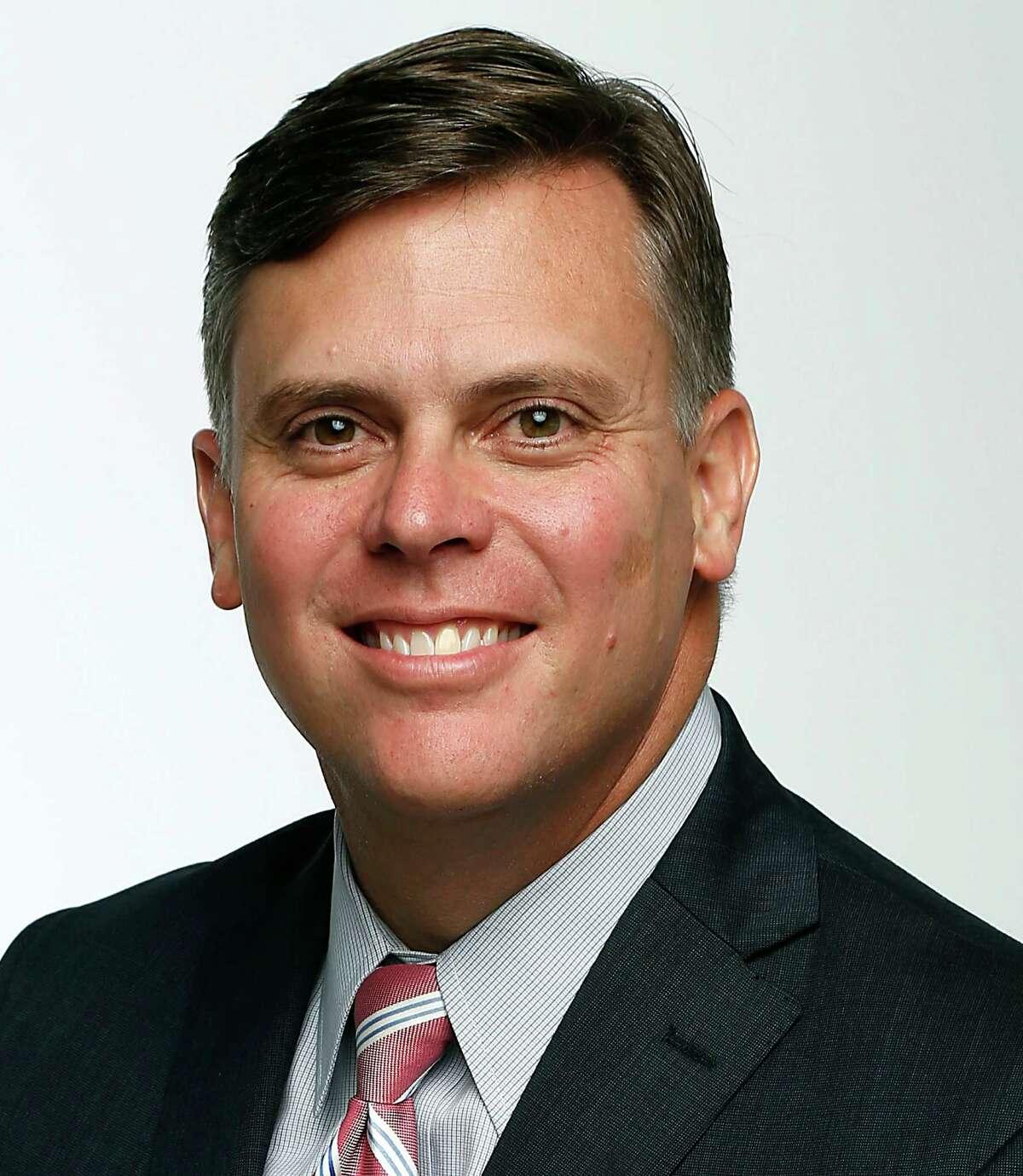CenterPoint Energy CEO Scott Prochazka.( James Nielsen / Houston Chronicle )