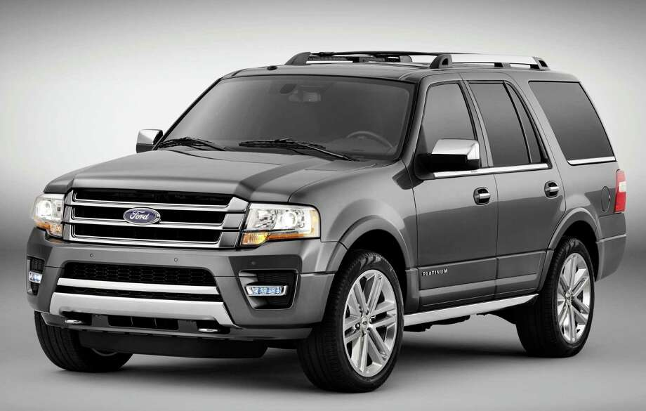 On the road: Ford's full-size 2016 Expedition SUV has more tech, V ...