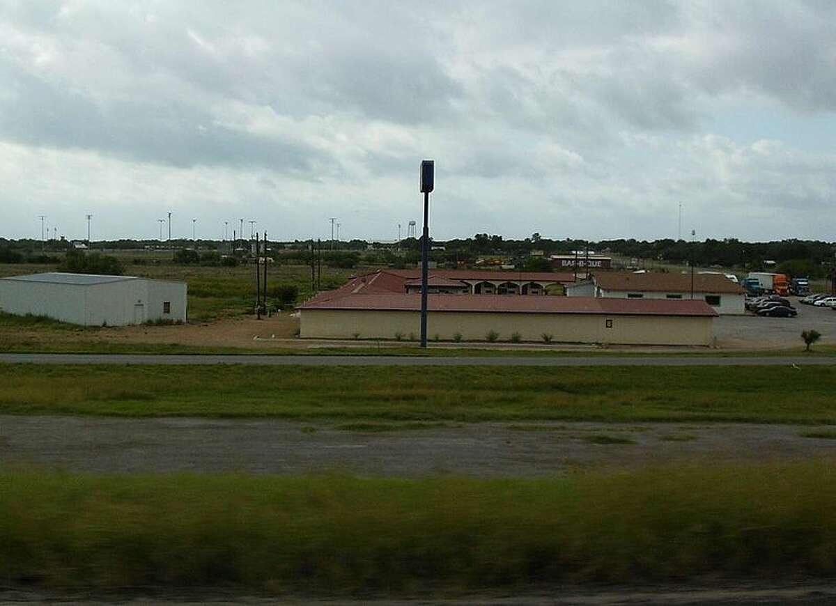 10. Frio County