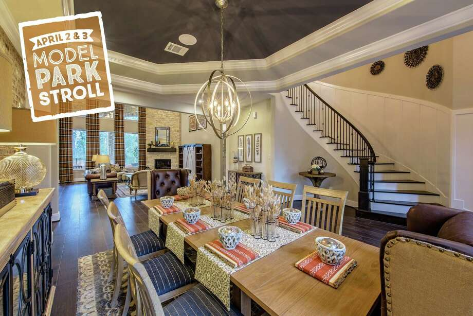 Visitors Can Tour Five New, Fully Decorated Model Homes By Four  Award Winning Builders