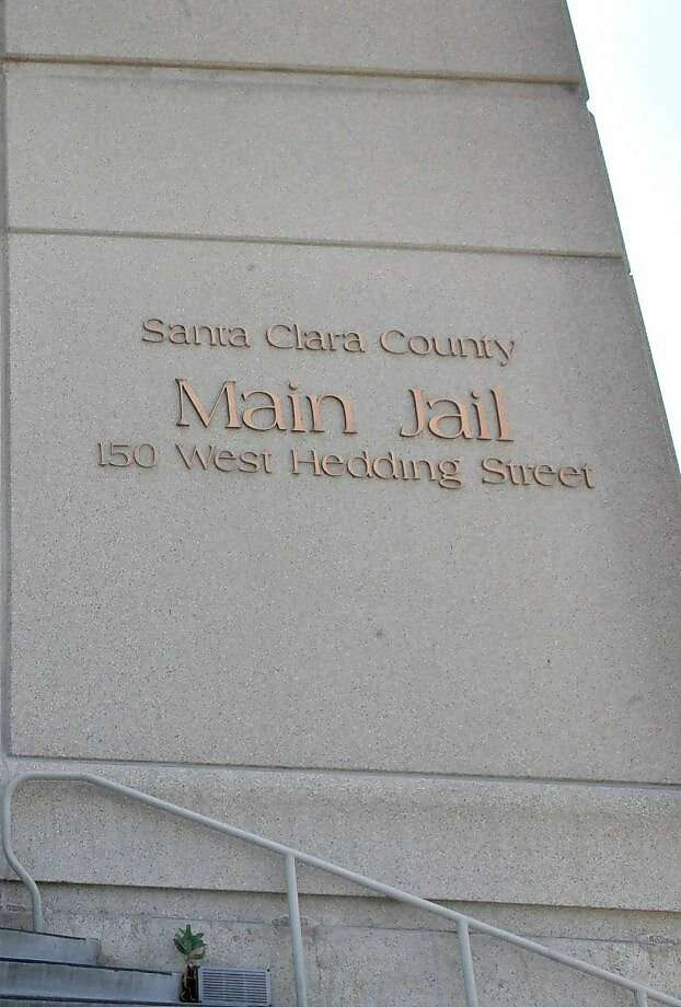 An inmate committed suicide over the weekend while he was in his cell at the Santa Clara County Main Jail, authorities said. Photo: Michael Macor / The Chronicle