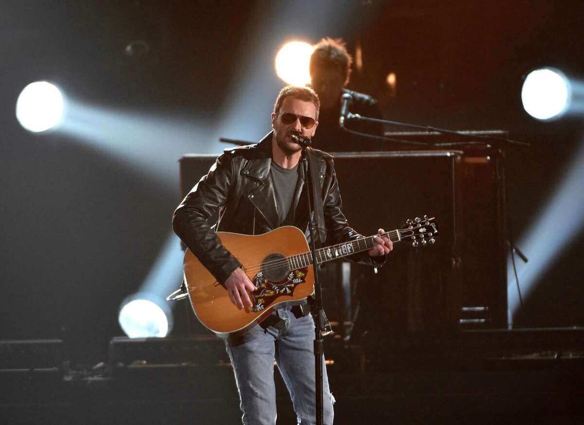 """Without promotion, Eric Church released """"Mr. Misunderstood"""" for free to members of his fan club. It since has peaked at No. 2 on the Billboard 200 and sold 334,000 copies. Church and the album are up for six nominations at Sunday's Academy of Country Music Awards."""