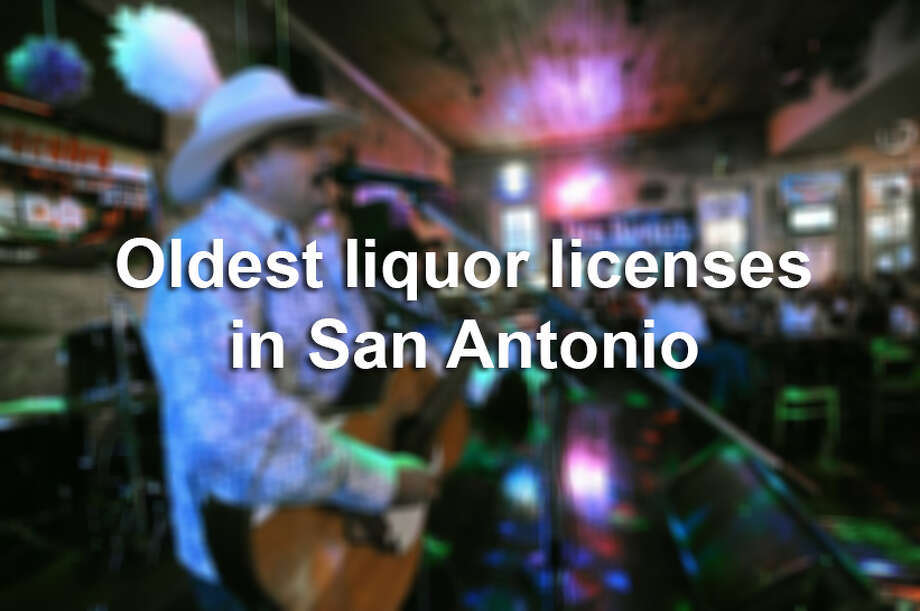 Click through the slideshow to see which local spots have been serving thirsty San Antonians the longest.