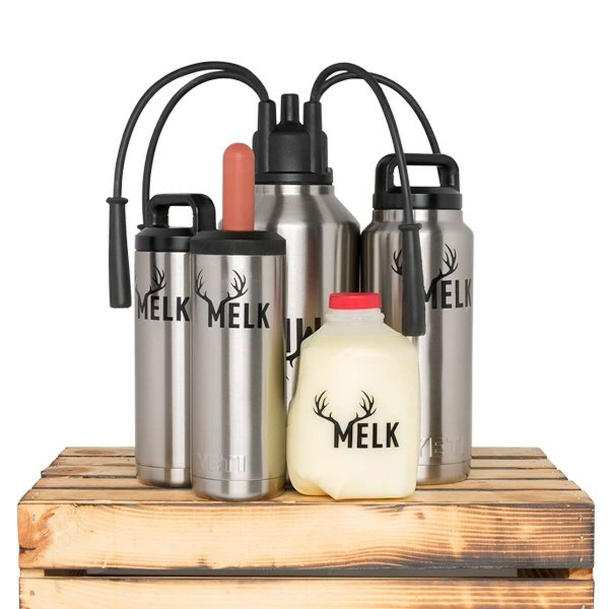 Yeti Coolers The cooling company partnered with retired NFL QB Jordan Shipley to share his love of milking elk (thus